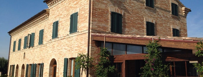 Agriturismo Raggioverde is one of agriturismi marche.