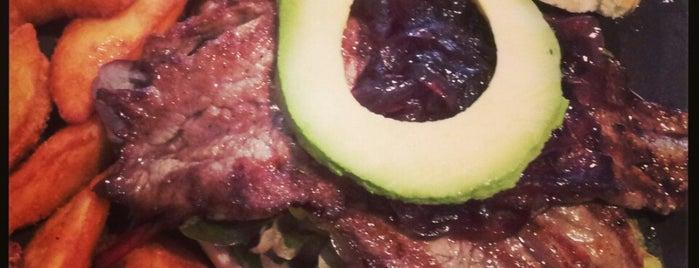 buenas y santas is one of hamburguesas y asi.