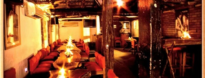 Hawaiian Shack is one of Must-visit Pubs in Mumbai.