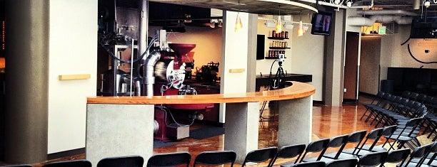 Starbucks HQ is one of Starbucks - USA.