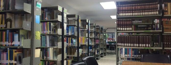Bidyalangkarana Library is one of Faculty of Economic, KU.