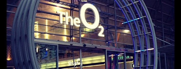 The O2 Arena is one of PIBWTD.