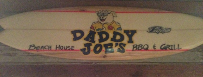 Daddy Joe's Beach House BBQ & Grill is one of South Carolina Barbecue Trail - Part 1.