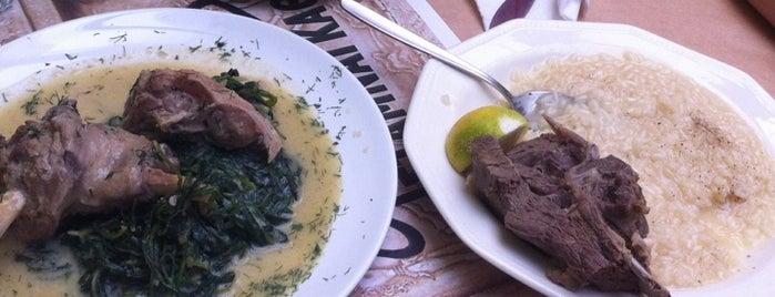 Έρωντας και Σταμναγκάθι is one of φαγητο.