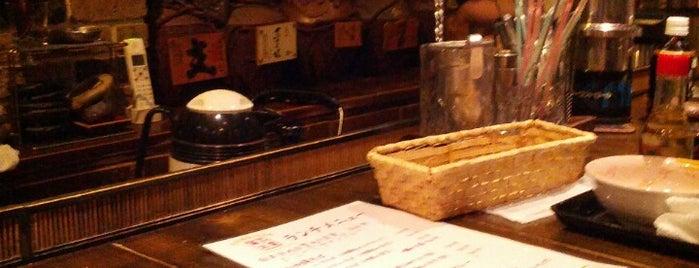 草花木果 is one of Nakameguro.