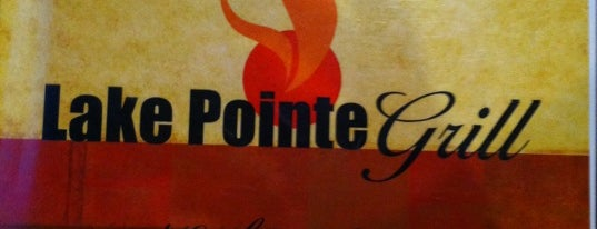 Lake Pointe Grill is one of Must-visit American Restaurants in Springfield.