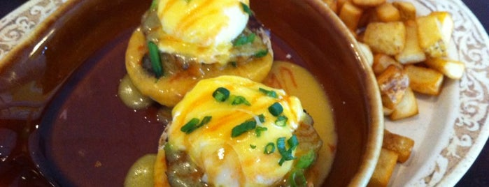 The Egg Cafe & Eatery is one of Niche Food in Tallahassee.
