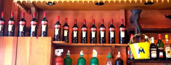 Bodega de Jordi is one of My restaurants :).
