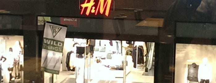 H&M is one of Shopping in Leipzig.