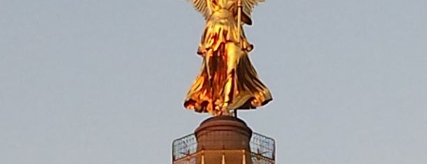 Siegessäule is one of Berlin, must see!.
