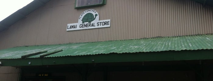 Lawai General Store is one of Local Kauai.
