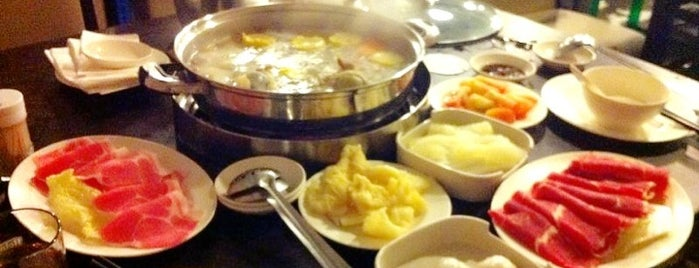 Harbour Steamboat Restaurant (海港火锅) is one of We Love Steamboat.
