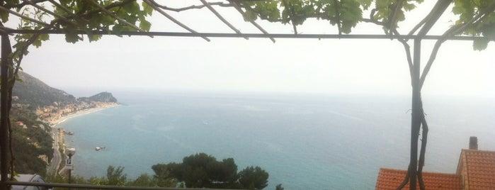 Hotel - Ristorante - La Gioiosa - is one of quando vado in liguria....
