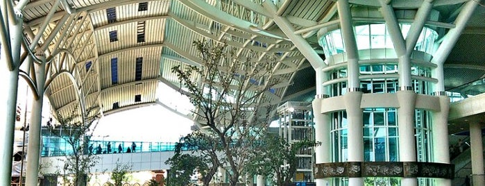 Ngurah Rai International Airport (DPS) is one of Place3.