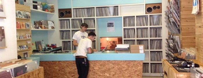Kristina Records is one of Bin Flipping: Record Shops #vinyl.