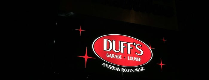Duff's Garage Bar & Grill is one of PDX To-Do.