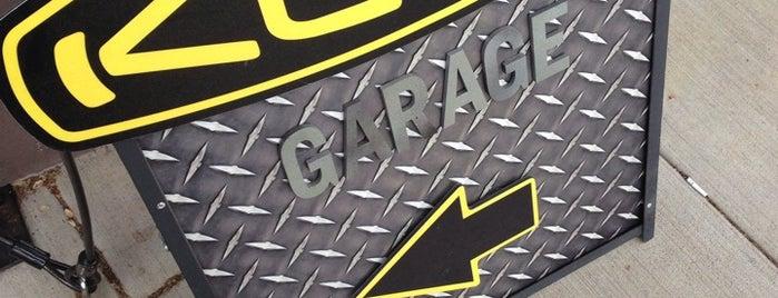 KEEN Garage is one of GU-HI-OR-WA 2012.