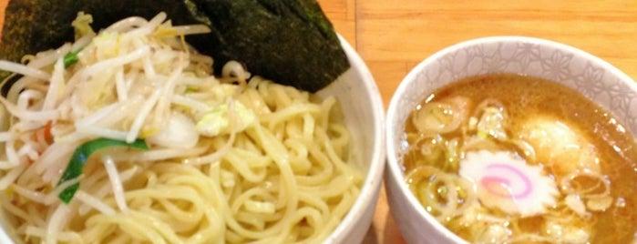 つけ麺 なかむら is one of 渋谷周辺おすすめなお店.