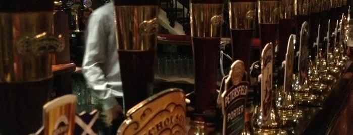 Haymarket Bar is one of Real Ale in Edinburgh.