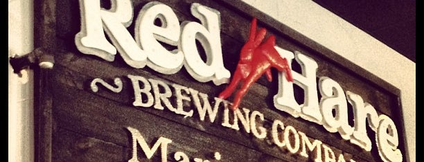Red Hare Brewing Company is one of My Visited Breweries.
