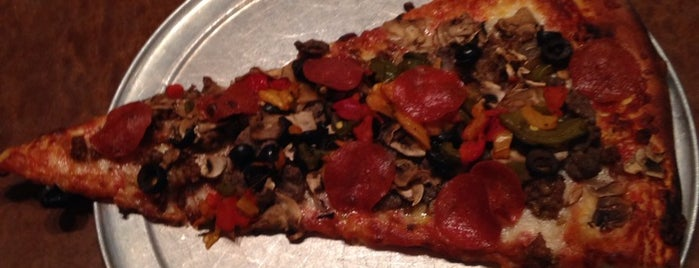 Russo's New York Coal Fired Pizza is one of Houston Press 2011 - Pizza.