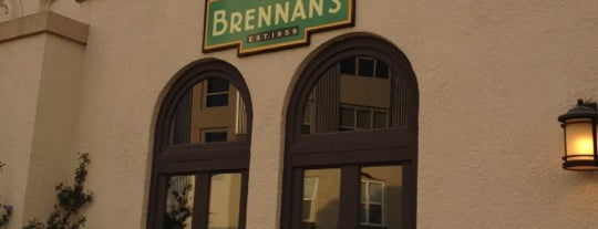 Brennan's Restaurant & Bar is one of 510 Area.