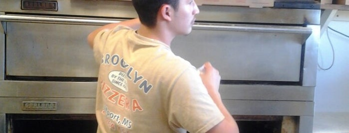 Brooklyn Pizzeria is one of Pizza.
