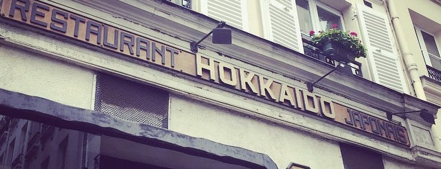 Hokkaido is one of Top restaurants @Boulogne Billancourt.