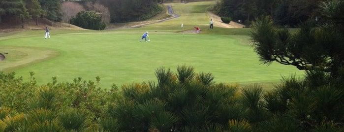 マナゴルフクラブ is one of ゴルフ場(茨城).