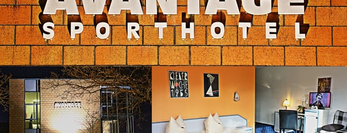 City Partner Sporthotel Avantage is one of CPH Partnerhotels.