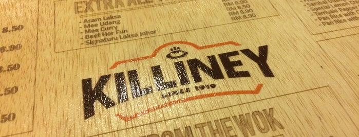 Killiney Kopitiam is one of Cafe & Kopitiam.