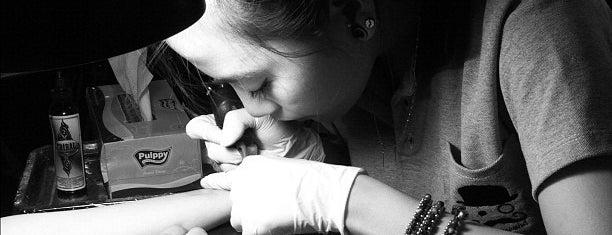 Tadashi Tattoo is one of Khu Tây Balo.