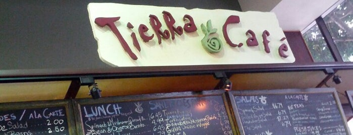 Tierra Cafe is one of Los Angeles.