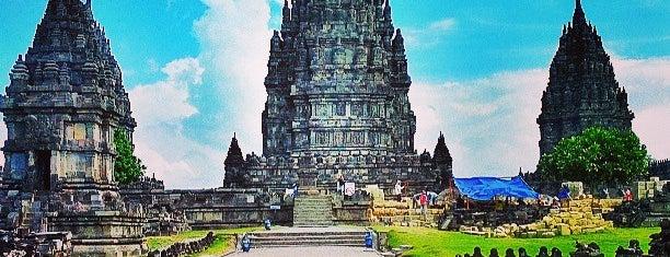 Candi Prambanan (Prambanan Temple) is one of Wisata.