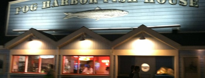 Sfo places for Atlanta fish house and grill