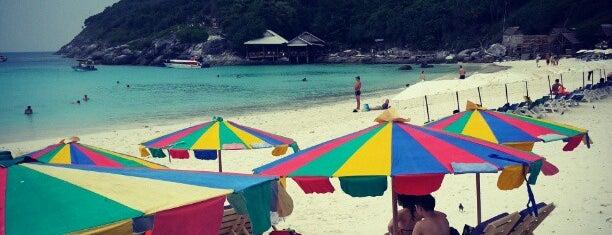 The Racha Resort, Raya Island is one of My TripS :).