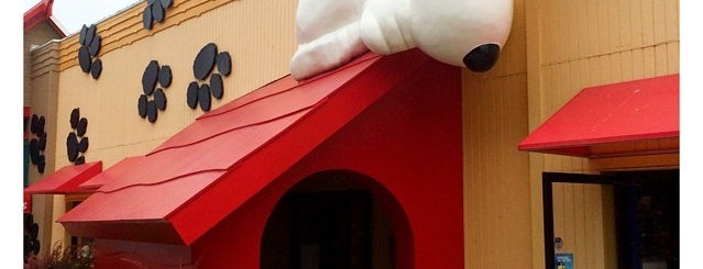 Planet Snoopy is one of Top picks for Theme Parks.