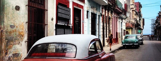 Havana is one of Dream Destinations.