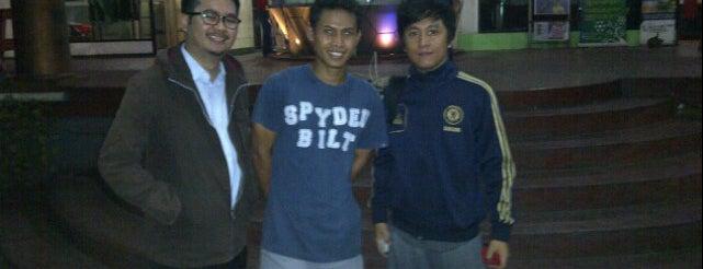 Planet Futsal is one of Enjoy Jakarta 2012 #4sqCities.