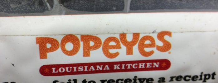 Popeye's Chicken & Biscuits is one of Must-visit Food in Euless.