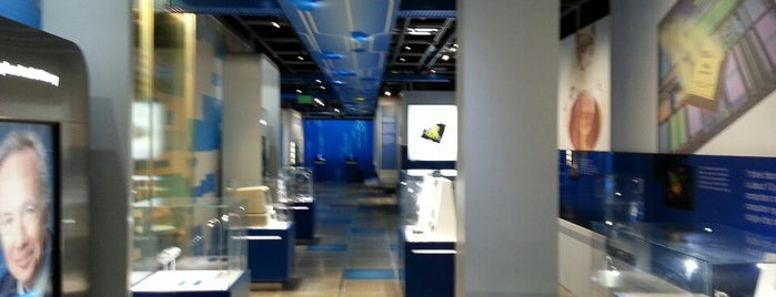 Intel Museum is one of All-time favorites in United States.