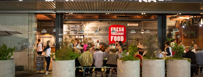 Food Truck Garage is one of New Zealand.