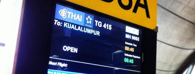 Gate D8A is one of TH-Airport-BKK-1.
