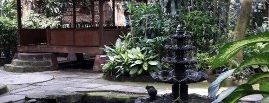 Hotel & Restaurant Sari Kuring Indah is one of Goyang Perut.