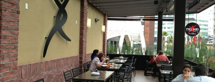 Pei Wei is one of Colonia Nápoles (Mexico City) Best Spots.
