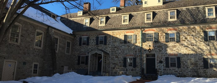 Moravian Museum of Bethlehem is one of Local stuff to do.