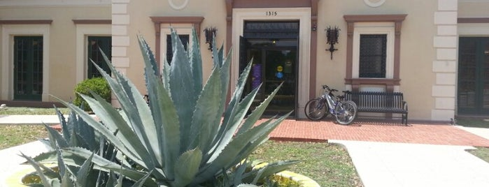 San Pedro Library is one of Ya es hora-Libera Tu Voz.