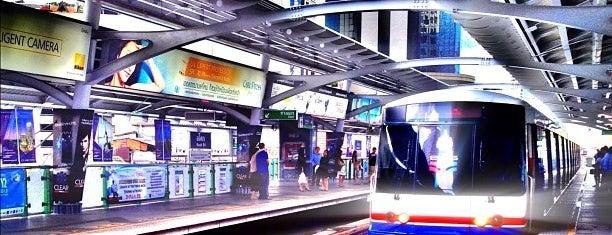 BTS Thong Lo (E6) is one of BTS Station - Sukhumvit Line.