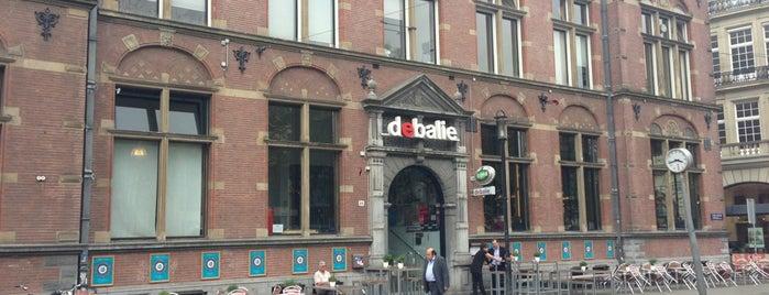 De Balie is one of Amsterdam <3.