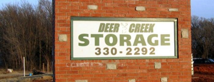 Deer Creek Storage is one of Deer Creek Businesses.
